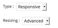 adsense responsive setup