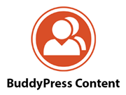 BuddyPress Placement Icon