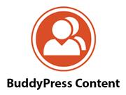 BuddyPress Placement Icon