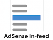 AdSense In-feed position