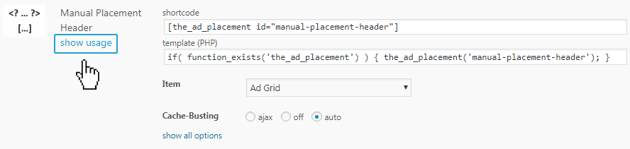 Advanced Ads is a recommended alternative to WPads