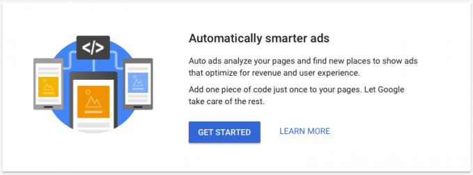 AdSense Auto Ads Intro