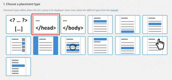 Injecting header codes in WordPress