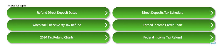 media.net text link ad unit