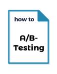 a/b testing in WordPress