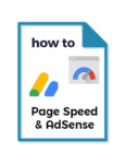 Page speed and AdSense