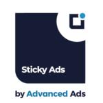 Sticky Ads